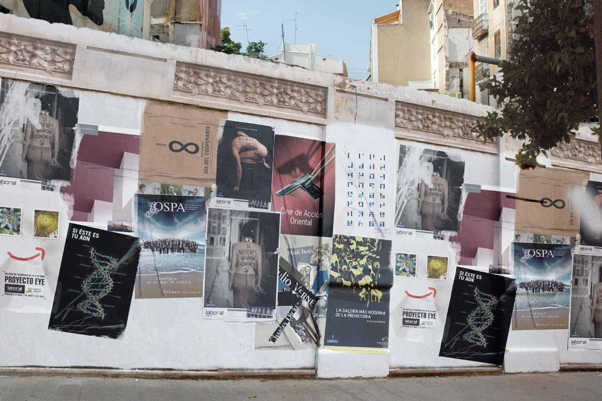 { Carteles Gráficos - Diseño Freelance Valencia }