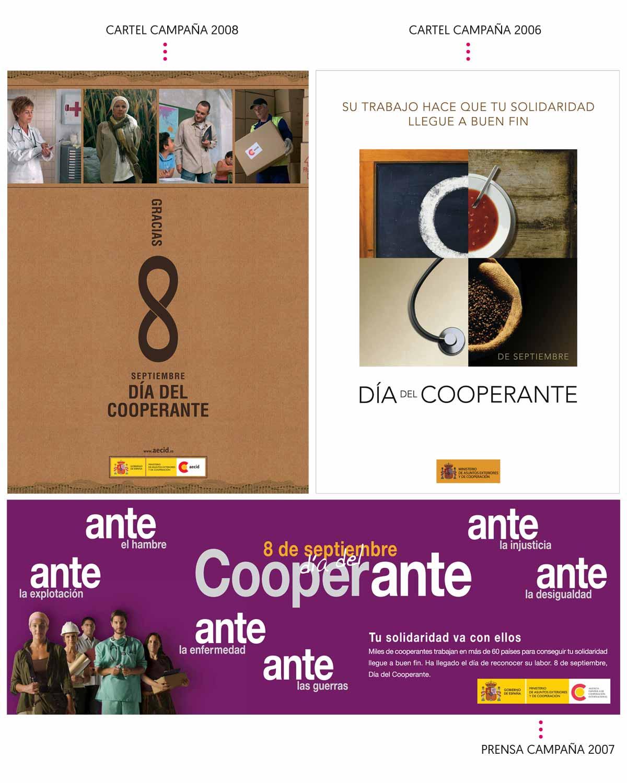Campaña Gráfica para Ministerio