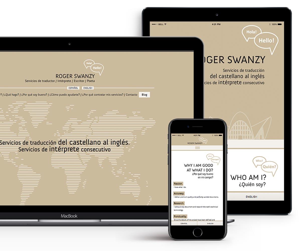 Diseño web profesional freelance valencia. Diseño web personalizado