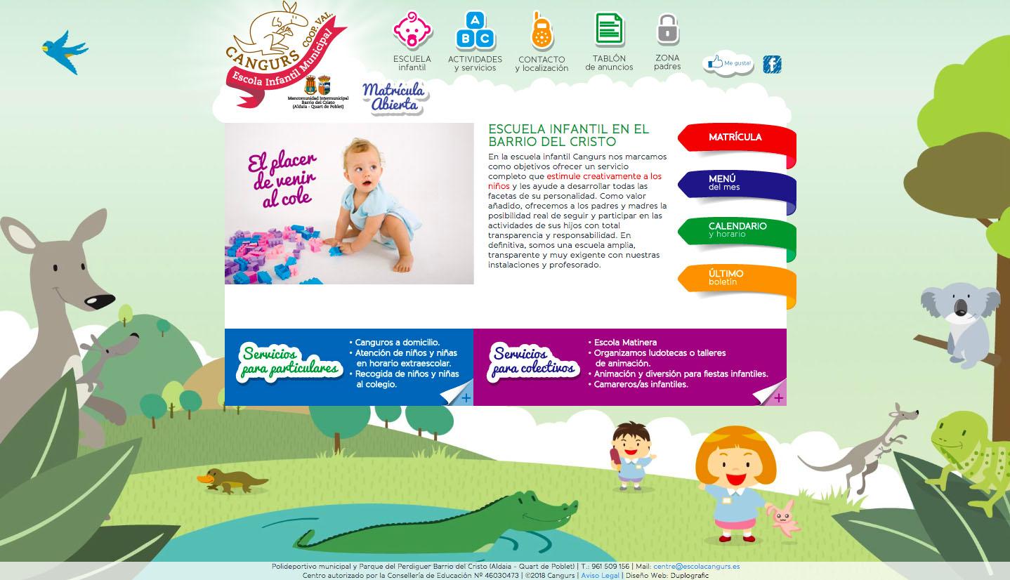 Diseño web freelance valencia
